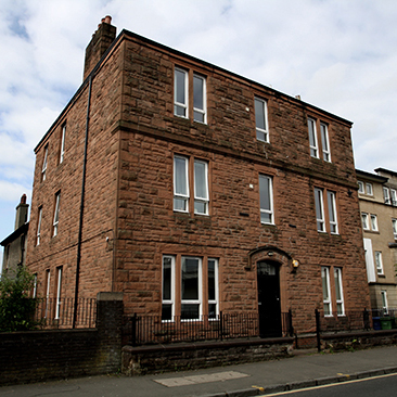 Ballater Street House External Photograph