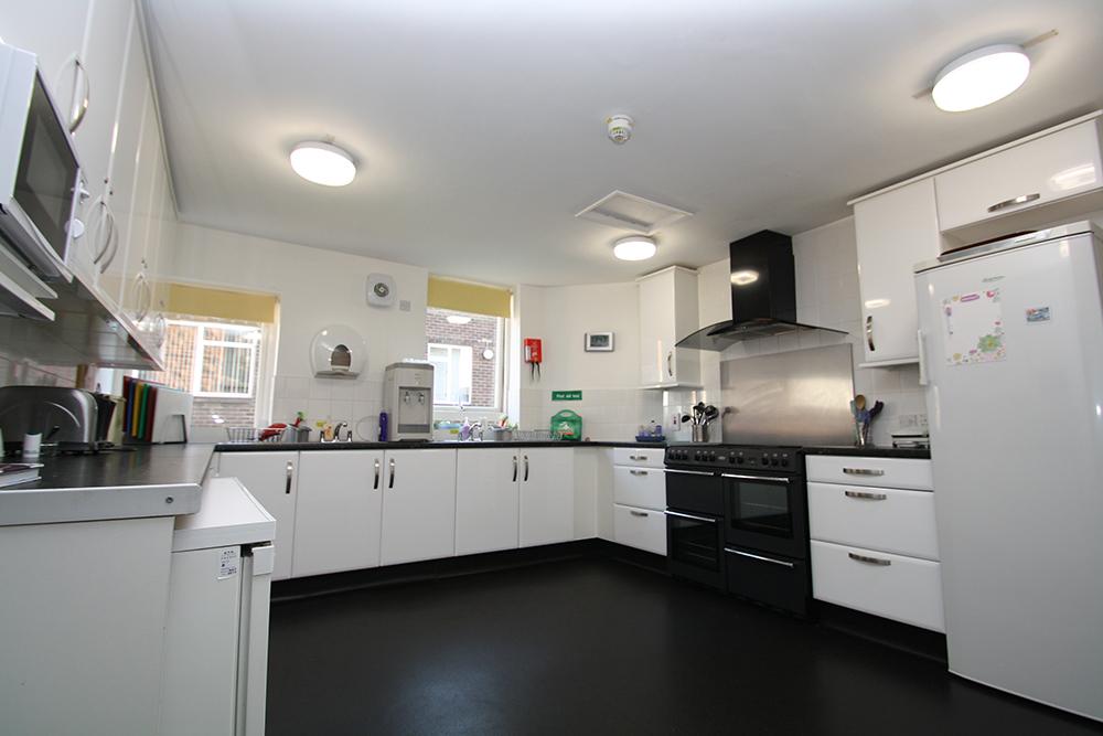 Kitchen at Ballater Street residence