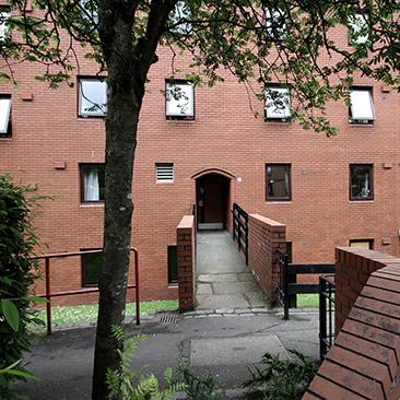 Cowcaddens Residential Flats