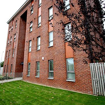 Fielden Street Residential Flats