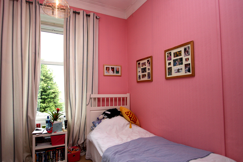 Tollcross Bedroom.