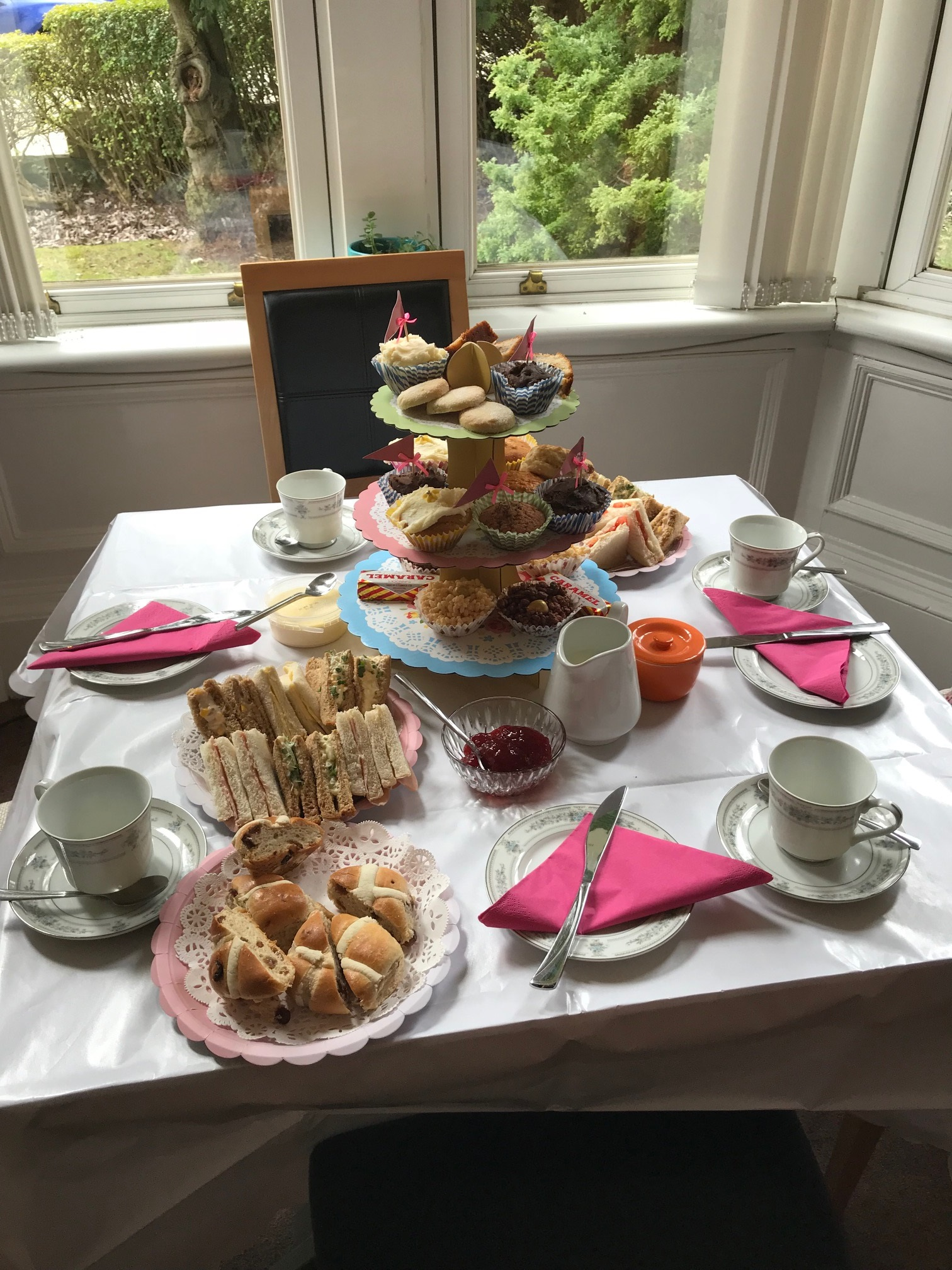 Bank Holiday Afternoon Tea At Tc And Sunday Dinner At